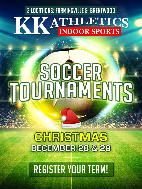 2019 Christmas Tournaments December 28, 29