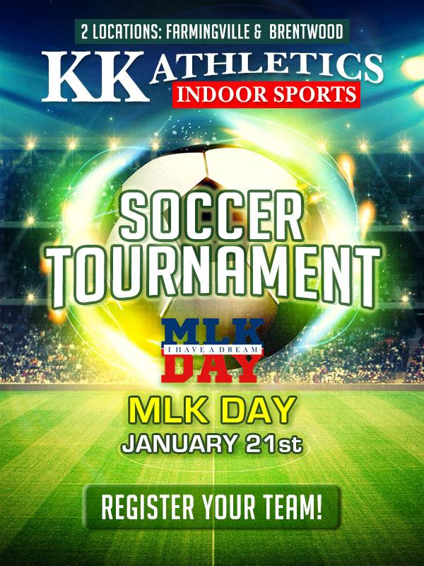 2019 MLK Tournaments January 21
